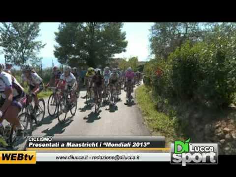 "Presentati a Maastricht i ""Mondiali 2013"" - Dì News - 21 settembre 2012"