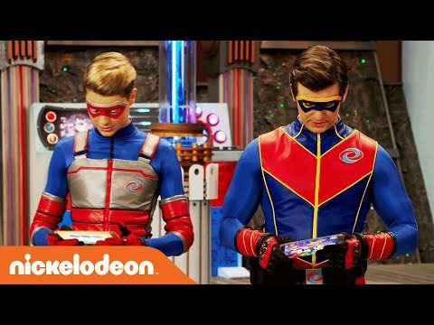 🎮 Kid Danger & Captain Man Play 'Crime Warp' 🎮  | Danger Games Nov. 25 | Nick