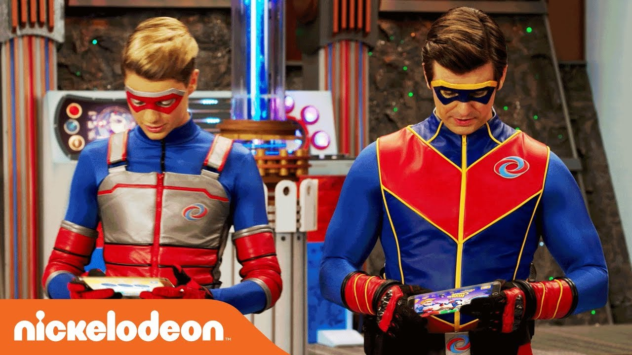 Kid Danger Amp Captain Man Play Crime Warp 🎮 Danger