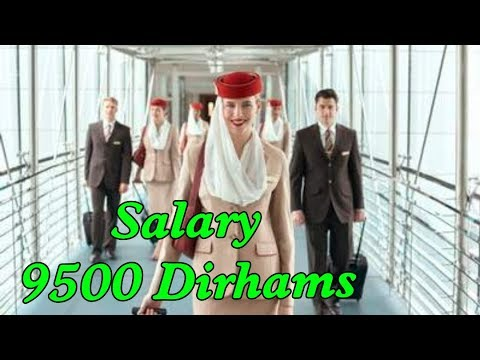 Emirates airline fresh jobs for all || April 2018 || Salary 3 lakh