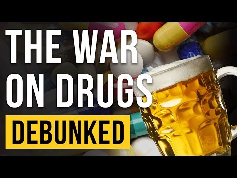 The War on Drugs – Debunked (The Inconsistencies of Drug Law)