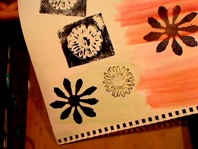 QUICK HOMEMADE STAMPS!