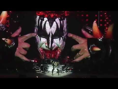 Kiss--God of Thunder--Live in Vancouver 2013-07-06