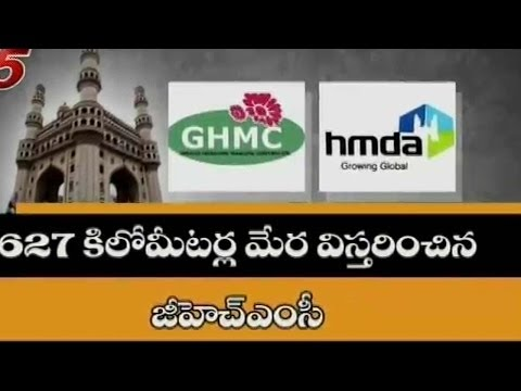 Hyderabad As Joint Capital- Daily Mirror - TV5