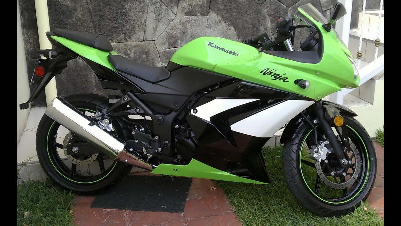 review kawasaki ninja 250r special edition 2009 - español - youtube