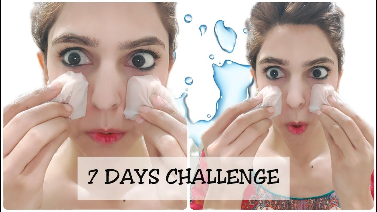 7 DAY CHALLENGE | SUMMER ROUTINE | NO PORES | FRESH GLOWY SKIN