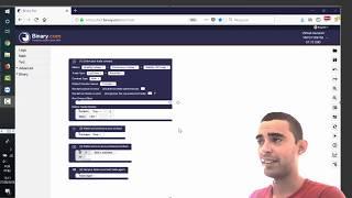 Bot Binary.com   2° Operações aceleradas    Script Elite Bot grátis Free