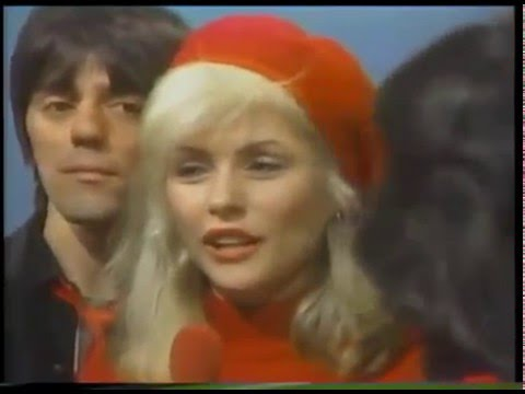 BLONDIE - Interview - Feb 1978 In Japan