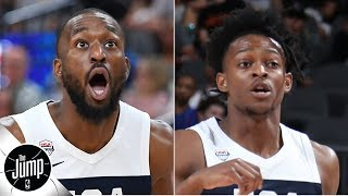 Projecting the Team USA starting lineup at the 2019 FIBA World Cup | The Jump