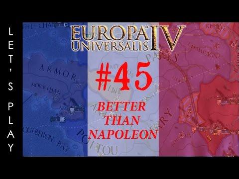 Let's Play EU4 - Common Sense! - Better Than Napoleon - Ep 45 - Clean Up