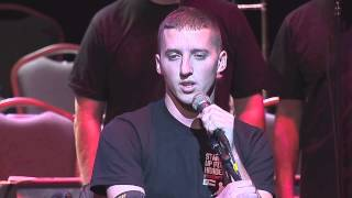 Roger Waters & Wounded Warrior Band featuring LCpl Tim Donley - Wide River To Cross - MusiCorps