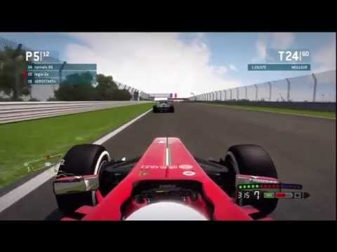 F1 2013 - Multiplayer-On Board -INDE- NEW DELHI - F1 100% No Assists