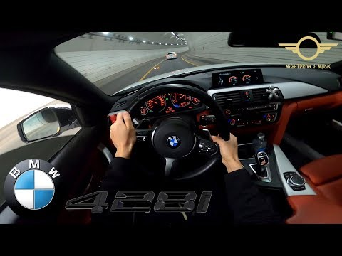 BMW 4 Series Coupe 428i POV NIGHTDRIVE By NIGHTDRIVE & MUSIC