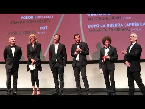 CANNES 2017 - UN CERTAIN REGARD - PALMARES - UMA THURMAN