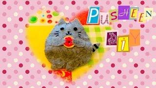 Pusheen Pusheen Игрушка из фетра котик Пушин
