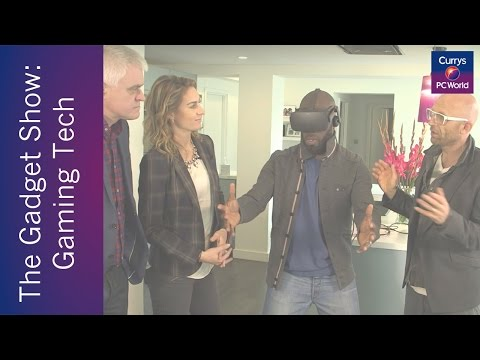 Gaming tech with The Gadget Show | Currys PC World