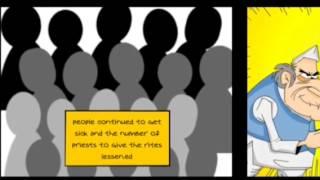 CL - SC - Grupo 5 - La Peste Bubónica de dibujos animados