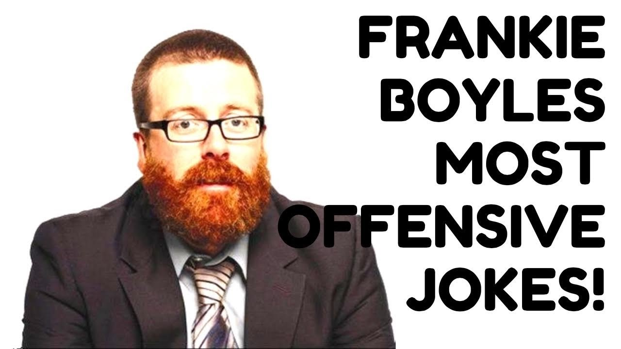 Frankie Boyle's Most Offensive Jokes: Ultimate Compilation (Part 1/2)