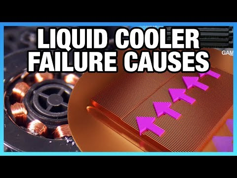 Asetek on Liquid Cooler Failure Rates, Causes, & Reliability