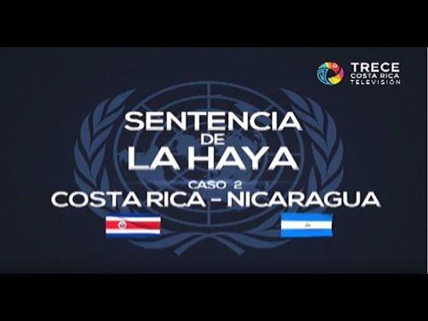 Sentencia CIJ sobre límites marítimos Costa Rica / Nicaragua - Caso #2