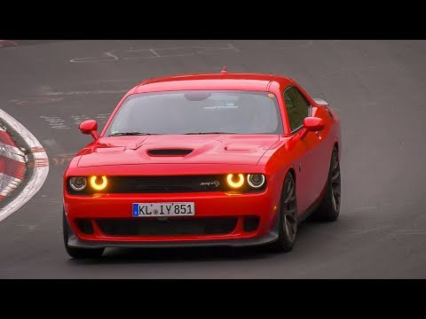 Nordschleife Highlights, Crash, Supercars & American Muscle! 04 11 2018 Touristenfahrten Nürburgring