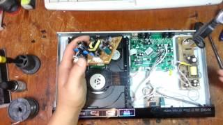 DVD LG  ремонт блока питание(, 2015-11-18T11:46:04.000Z)