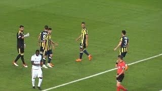Volkan Demirel Ali Palabıyığı uyarıyor :) [Fenerbahçe 3-2 Konyaspor]