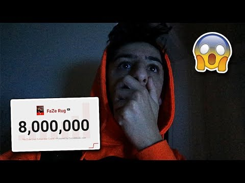 I hit 8,000,000 Subscribers at the WORST TIME EVER... Mp3