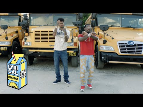 "Blueface - ""Bussdown"" Ft. Offset (Video)"