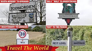 The British towns that mean something rude to foreigners  - Travel Guide vs Booking