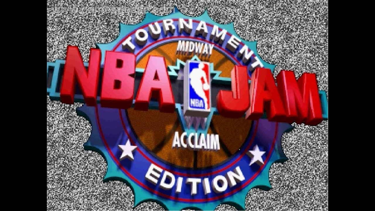 NBA Jam Tournament Edition: Why the Hype? - SNESdrunk - YouTube