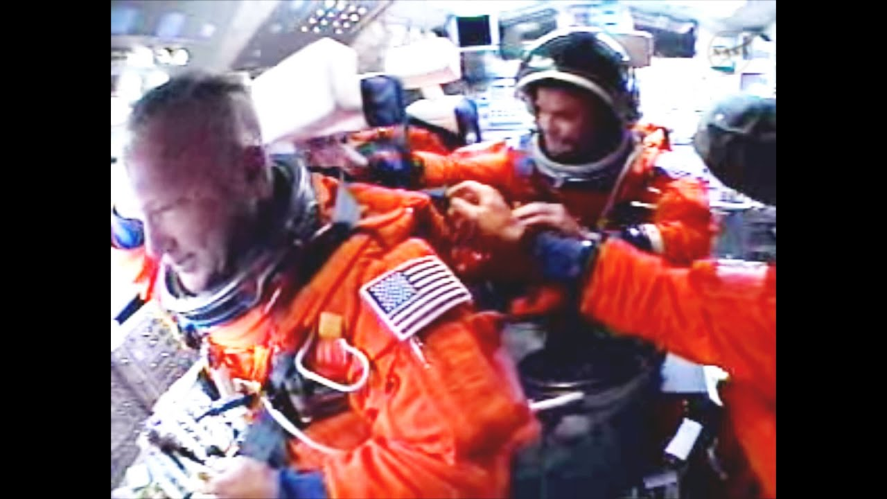 space shuttle challenger cockpit audio - photo #1