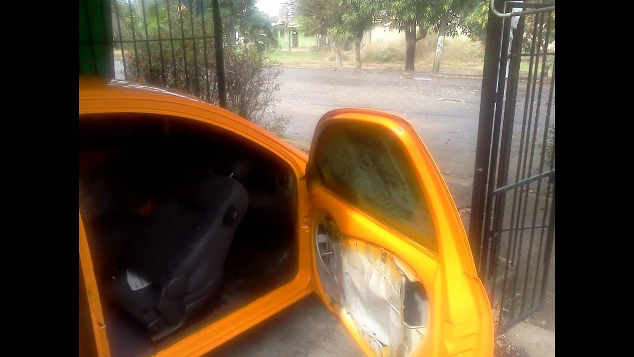 Ford Ka Naranja