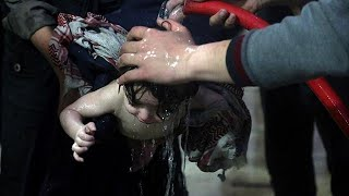 Ocidente condena e Rússia rejeita ataque químico na Síria
