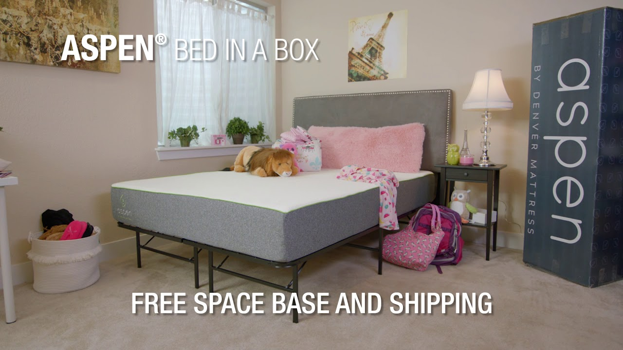 back to school mattress sale at denver mattress free space base