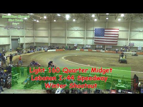 Light 160 Quarter Midget- I-44 Speedway Winter Shootout 1-19-2018