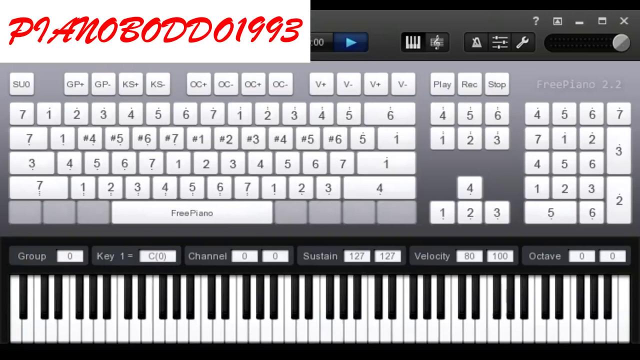 Cheb Mami Zucchero Cosi Celeste Piano Tutorial Youtube