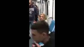 «Я фашист»: украинцы напали на индуса в Италии и ударили женщину