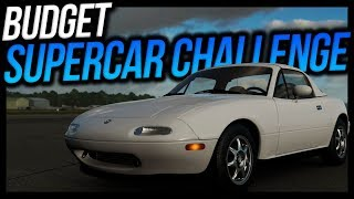 Budget Supercar Challenge | Mazda Mx5