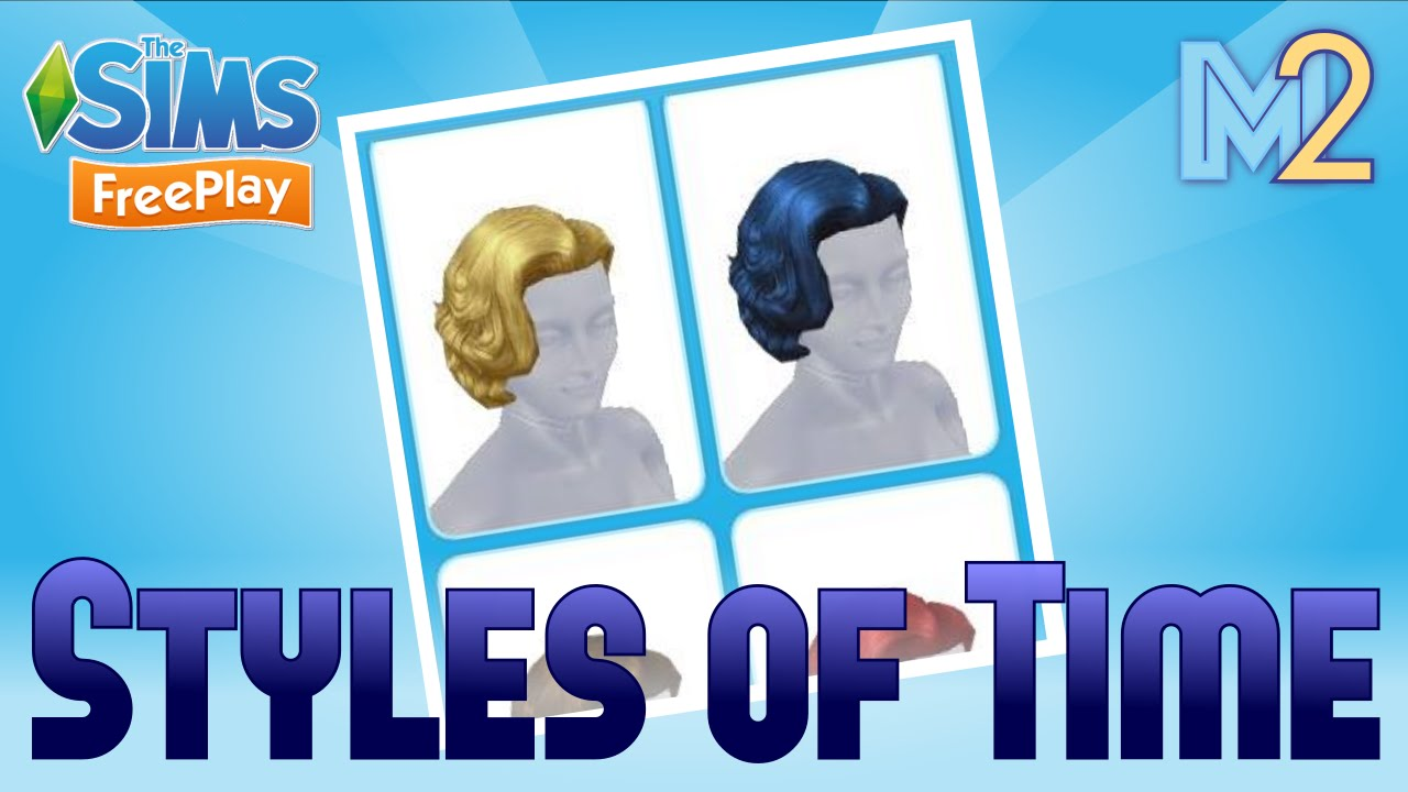 The sims freeplay long hairstyle - The Sims Freeplay Long Hairstyle 38