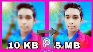 PicsArt Tutorial_Picsart Photo Edit Tutorial Create High Quality HD Pictures_Shohag Technical Pro.