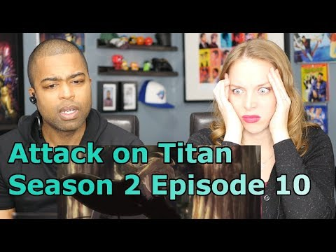 UNCUT Attack on Titan Season 2 Episode 10