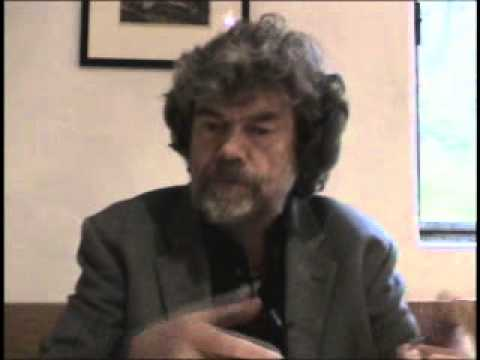 Reinhold Messner on the Jon Krakauer/Anitoli Boukreev Everest Contoversy