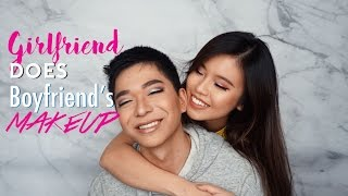 I Do My Boyfriend's Makeup ♥ Possibly the best video I ever uploaded