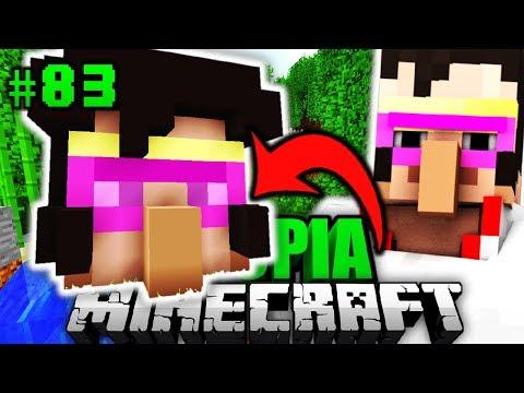Das 3D KOPF HYPER HAUS?! - Minecraft Utopia #083 [Deutsch/HD]