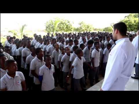 Somali Nile Academy.Bedir Turkish Secondary School
