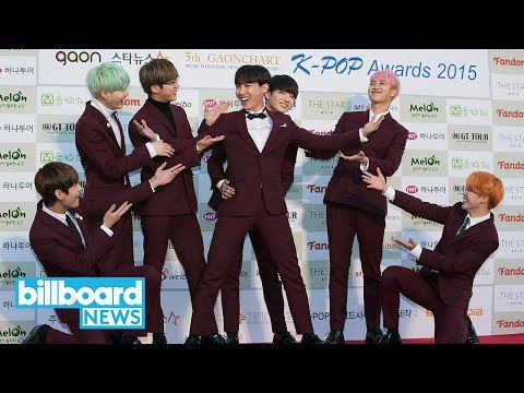 BTS Earns First Grammy Nomination for Best Recording Package  | Billboard News
