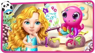 Sweet Baby Girl Mermaid Life - Magical Ocean World - Dress Up Game for Kids and Children