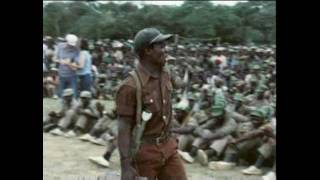 solomon mujuru (Rex Nhongo) speaks on 26 March 1980