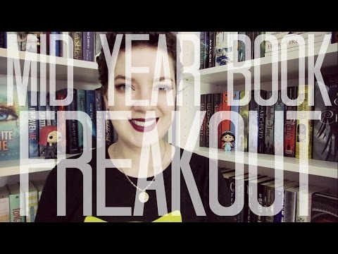Mid Year Book Freakout Tag | 2016